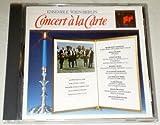 Concert a la Carte