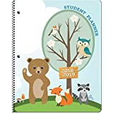 Dated Primary School K- 2nd Grade Student Planner for Academic Year 2018-2019- Jostens