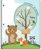 Dated Primary School K-2nd Student Planner for Academic Year 2018-2019- Jostens Planner Brand- Sold in packs of 15. (8-1/2'' x 11'')