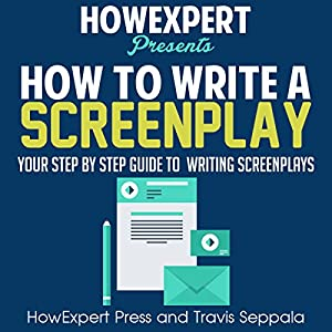 How to Write a Screenplay Audiobook