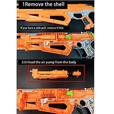 FenglinTech NFstrike 7KG Upgraded Spring for Nerf N-Strike Elite AccuStrike RaptorStrike: Toys & Games