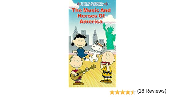 Amazon.com: This is America, Charlie Brown - The Music and Heroes ...