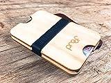 Proof Wood Wallet | Slab Bamboo