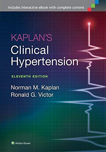 Kaplan's Clinical Hypertension (11th 2014) [Kaplan & Victor]
