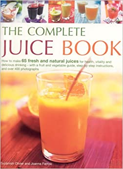 Book The Complete Juice Book