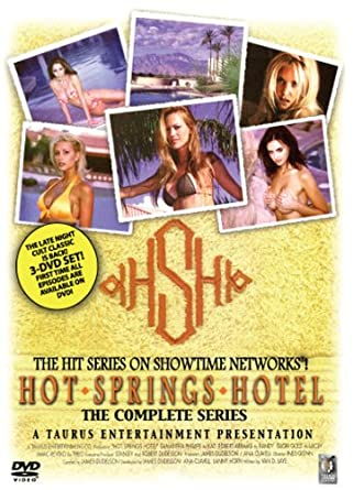 Amazon Com Hot Springs Hotel The Complete Series Hot Springs