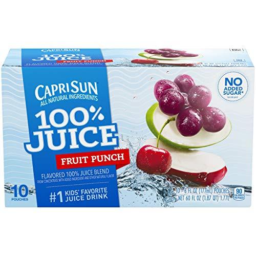 Capri Sun 100% Fruit
