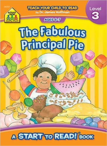 Amazon.com: School Zone - The Fabulous Principal Pie, Start ...