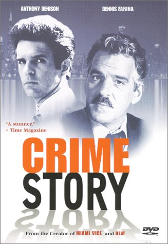 Crime Story (Pilot Episode) by Starz / Anchor Bay