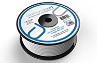 Diamondcord 164 Feet by 2.8, 3.2, 3.5, or 5.5mm Gas Engine Pull Starter Recoil Replacement Cord Spool