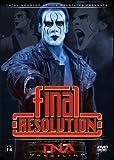 TNA Wrestling: Final Resolution 2006