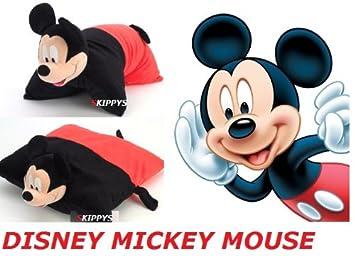 "Amazon.com: Disney Mickey Mouse 18"" Cuddle peluche ..."