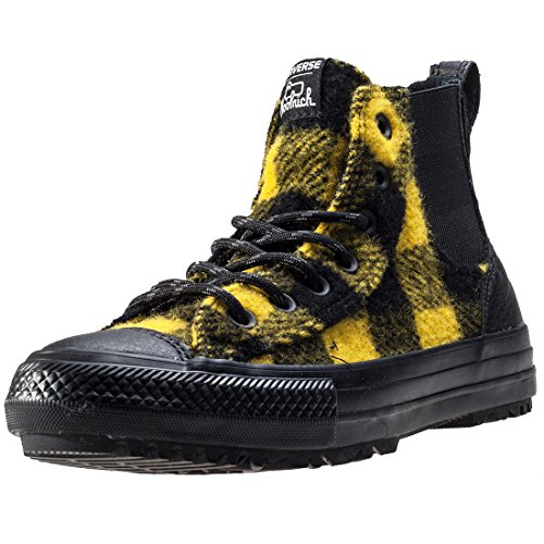 Converse X Woolrich Ctas Chelsee Womens Boot Nero / Limone Amaro / Nero
