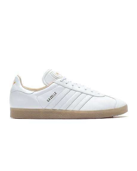 adidas Originals Gazelle, ftwr white/ftwr white/gold metallic, 11