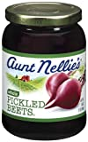 Aunt Nellie's Whole  Pickled Beets, 16 Ounce Jars (Pack of 12)