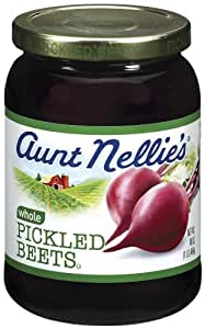 Amazon Com Aunt Nellie S Whole Pickled Beets 16 Ounce