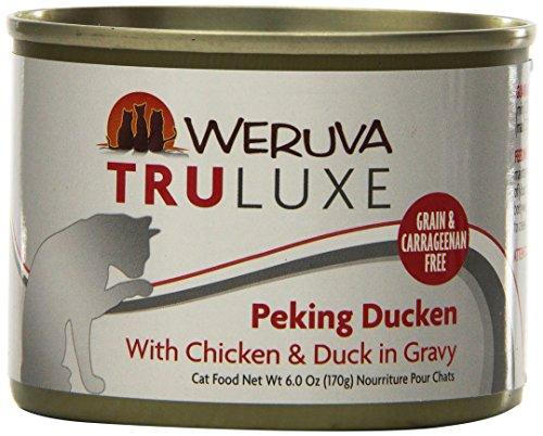 Weruva's TruLuxe Cat Food, Peking Ducken with Chicken Breast