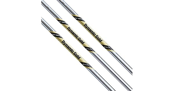 Amazon.com: True Temper Dynamic Gold X7 Shafts – .355 punta ...