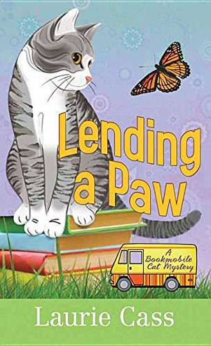 book cover of Lending a Paw