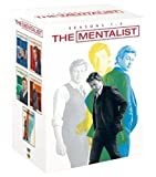 The Mentalist: Complete Collection - Seasons 1,2,3,4 & 5