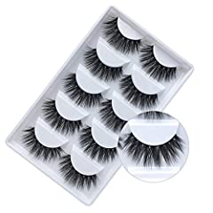 This eyelashes is our most popular and classical fake lashes. It was preferred by so many customers all over the world for years.The 3D style mink lashes look shiny and vivid, which can add a dramatic look to your eye makeup and boom your app...