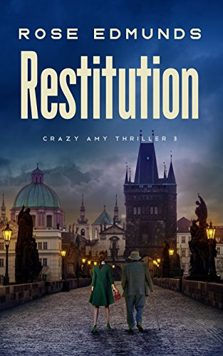 Restitution: A page-turning mystery (Crazy Amy Book 3)