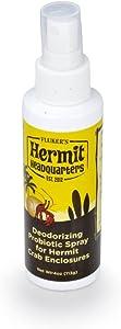 Fluker's Deodorizing Probiotic Spray for Hermit Crab Enclosures, 4-Ounce