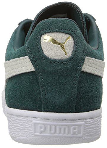 Pine Men Suede Basses White Noir Classic Puma Ponderosa Sneakers White for Adulte Mixte Puma B8qfvwdxf