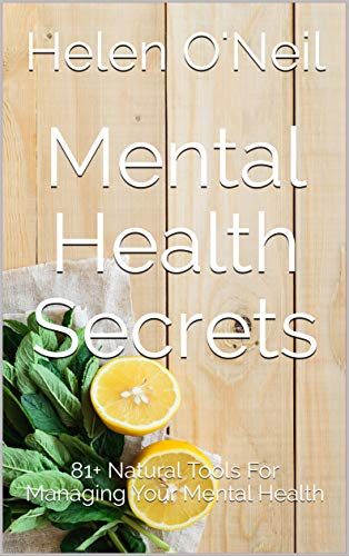 Mental Health Secrets Natural Managing ebook product image