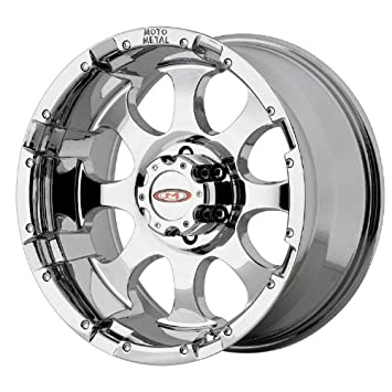 moto metal wheels. moto metal mo955 triple chrome plated wheel (16x8\u0026quot;/6x139.7mm, 0mm wheels k