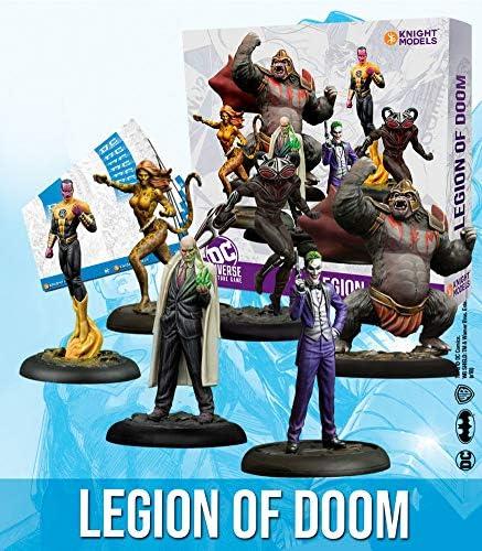 Knight Models Juego de Mesa - Miniaturas Resina DC Comics ...