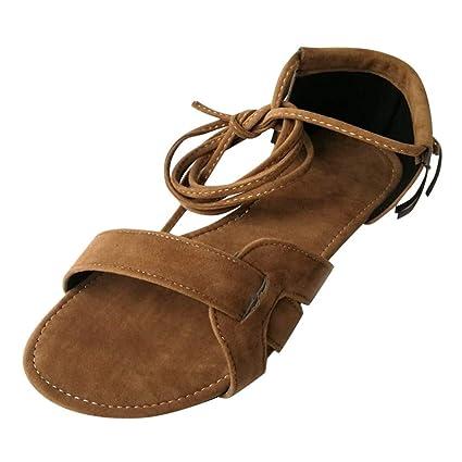 0449abcad0291 Amazon.com: ❤ Mealeaf ❤ Women's Open Toe Platform Bottom ...