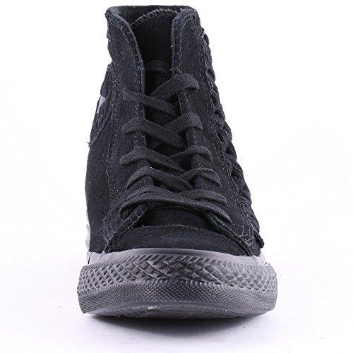 Converse All Star Hi Damen Sneaker Schwarz