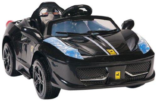 Amazon.com: Mejores Ride On coches italia 458 12 V coche ...