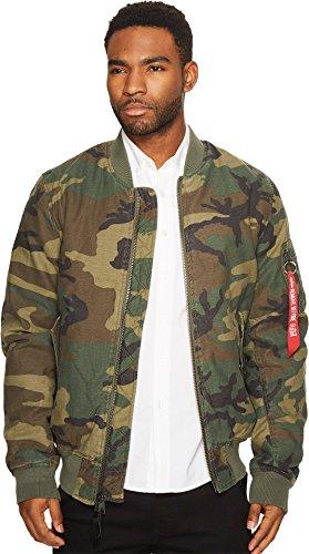 Woodland Camouflage Coat - 9