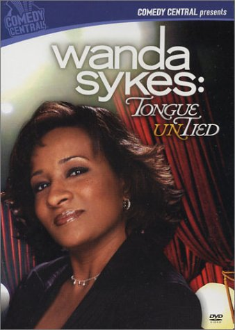 Tongue Untied Wanda Sykes Paul Miller Kimber Rickabaugh Comedy Central Records