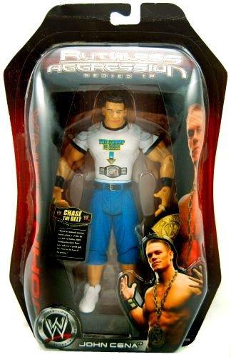 Jakks Pacific WWE Wrestling Ruthless Aggression Series 18 John Cena Action Figure