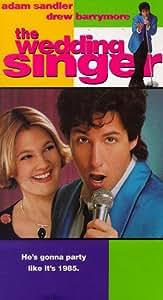 Amazon.com: The Wedding Singer [VHS]: Adam Sandler, Drew ...