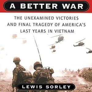 A Better War Hörbuch