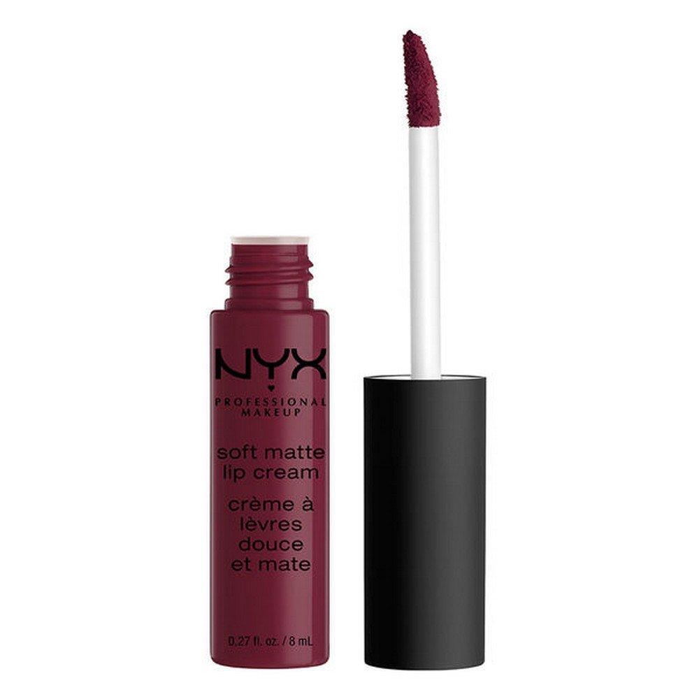 NYX Soft Matte Lip Cream SMLC12 Buenos Aires/soft coral NYX Cosmetics 0800897819149