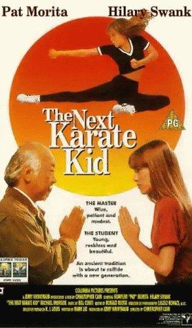 The Next Karate Kid [VHS]: Pat Morita, Hilary Swank, Michael Ironside, Constance Towers, Chris Conrad, Arsenio Sonny Trinidad, Michael Cavalieri, ...