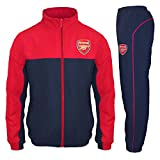 Arsenal Football Club Official Soccer Gift Boys Tracksuit Set 10-11 Years LB