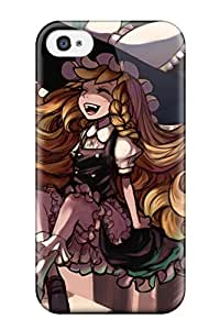 John B Coles's Shop 2015 B5SX6HD2C64SQFOZ animal ears awl bed Anime Pop Culture Hard Plastic iPhone 4/4s cases