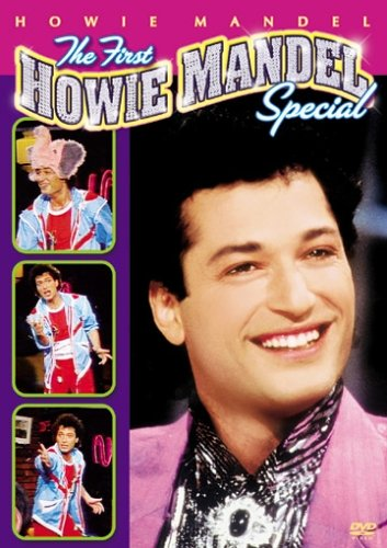 amazoncom the first howie mandel special howie mandel movies tv