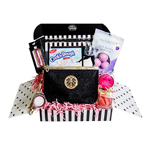 Women's Birthday Gift Basket Surprise Box Set -