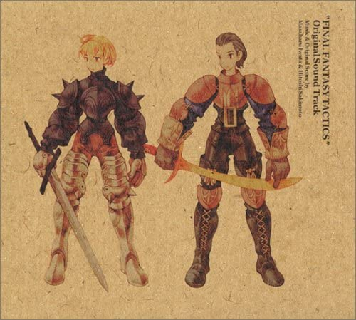 FINAL FANTASY TACTICS Original Soundtrack