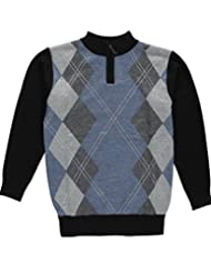 "American Legend Outfitters Big Boys' ""Homeroom"" Zip-Up Sweater"