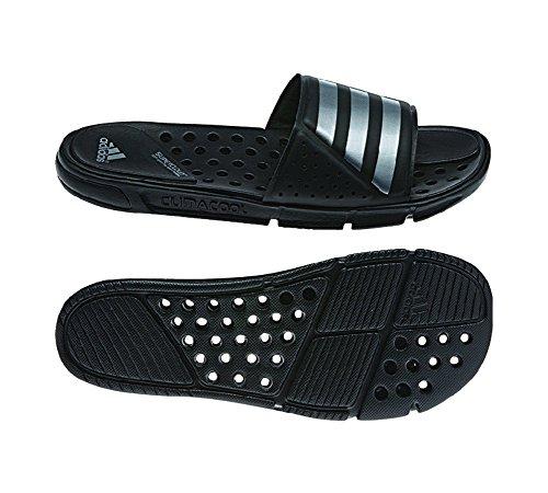 adidas Performance Mens CC Revo 3 Slide Sandal Black/Tech Grey/Metallic/Tech Grey/Metallic uReaod0