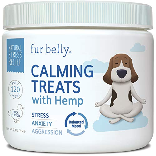 Dog-Calming-Chews-Anxiety-Relief-Treats-Natural-Dog-Anxiety-Relief-Separation-Stress-Barking-Thunderstorms-Fireworks-Organic-Dog-Anxiety-Chews-120-Calming-Dog-Treat-Chews-Made-in-USA