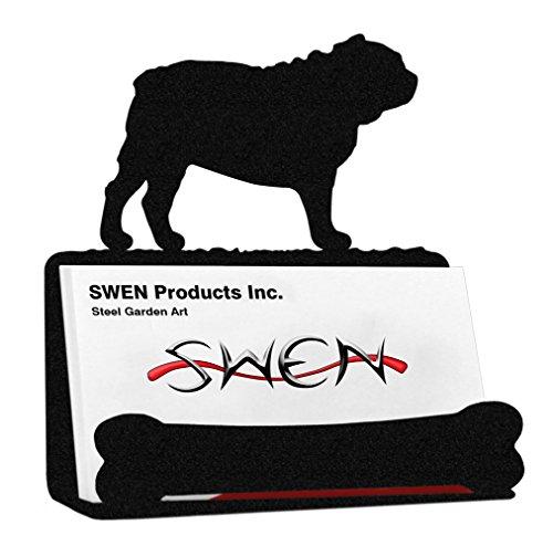 SWEN Products BULL DOG Business Card - Card Bulldog Business